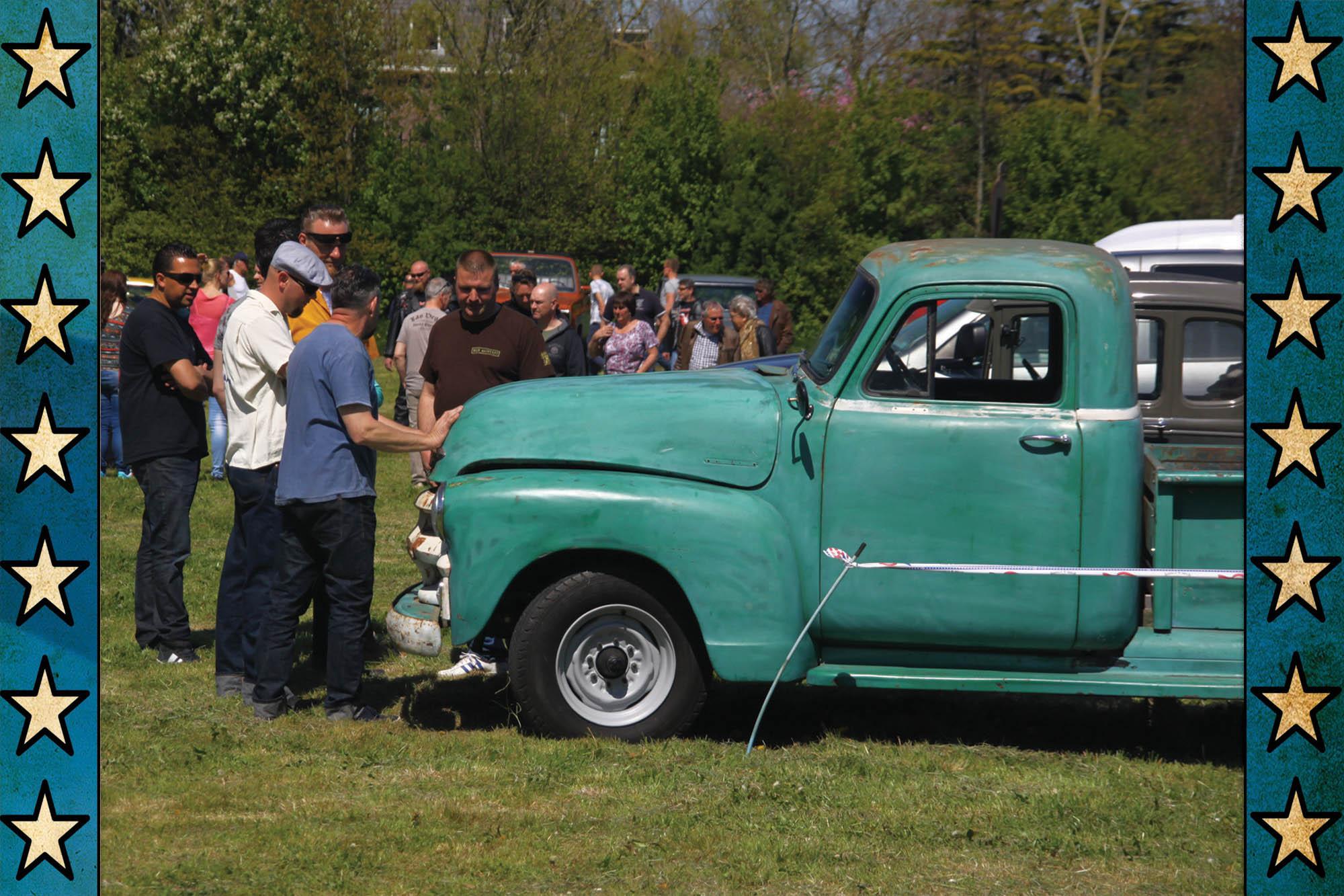 auto eind jaren 30